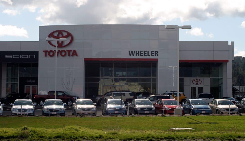 Wheeler Toyota
